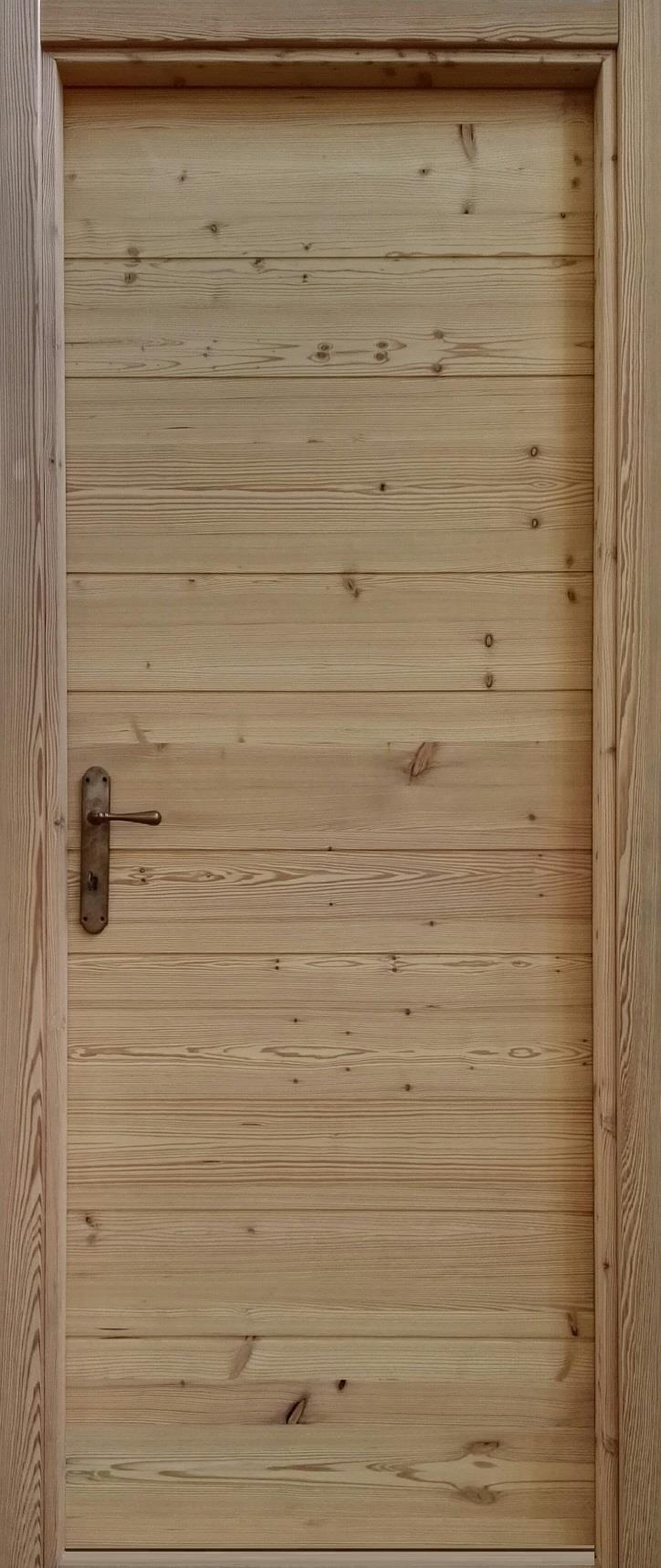 Best porte legno grezzo pictures for Porte in legno grezzo
