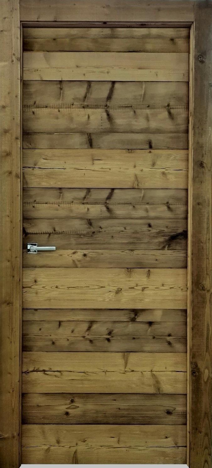 Porte In Larice Bianco.Poliwood Porte In Legno Massello Belvedere Langhe Cuneo